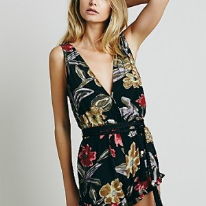 South Pacific Romper
