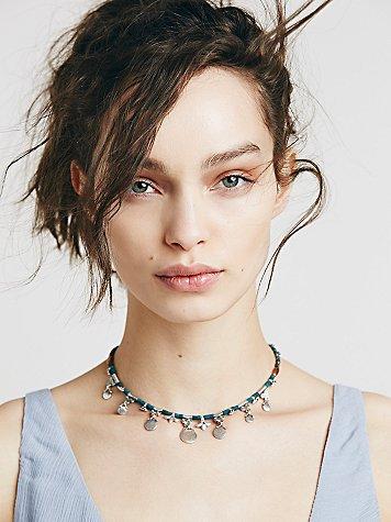 Rachel Beaded Collar