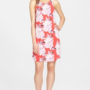 ASTR Racerback Shift Dress