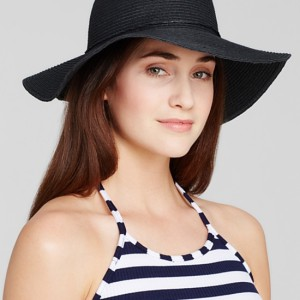 August Accessories Classic Floppy Hat