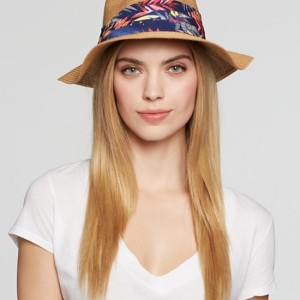 Genie by Eugenia Kim Billie Wide-Brimmed Straw Fedora