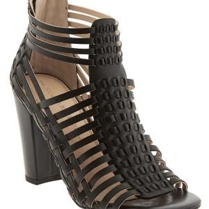 Kennedi Heeled Huarache Sandal