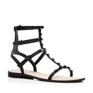 Rebecca Minkoff Flat Gladiator Sandals – Georgina Studded