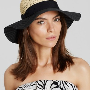 August Accessories Two Way Floppy Hat