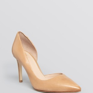Tory Burch Pointed Toe D'Orsay Pumps