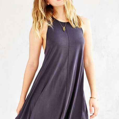 Silence + Noise Viola Racerback Dress