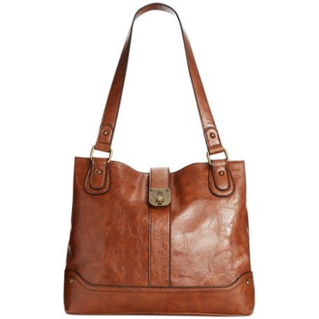 Style&co. Twistlock Shopper
