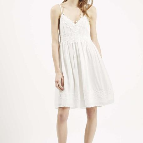 TALL Applique Babydoll Dress