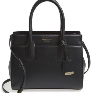 Kate Spade 'Lucca Drive' Leather Satchel