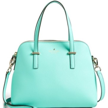 The Bold, the Bright, the Beautiful, the Kate Spade Maise Purse