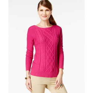 American Living Solid Sweater