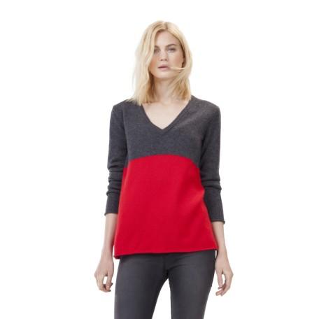 Baukjen Alina V-Neck Sweater