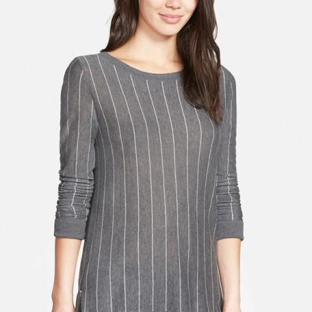 Halogen Side Zip Sweater