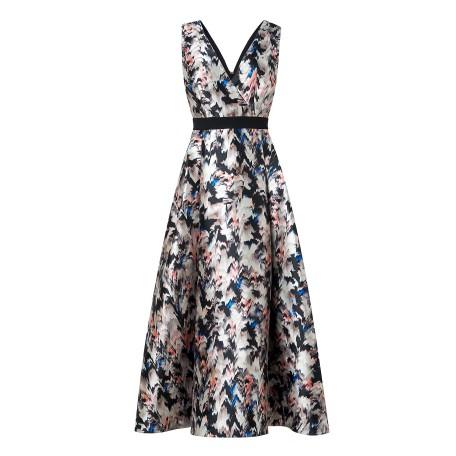 L.K. Bennett Juana Wrap Dress