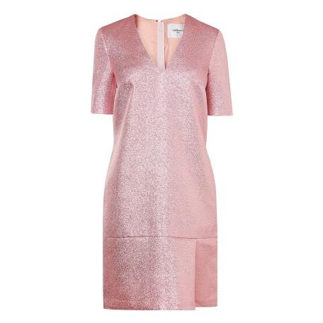 L.K. Bennett Thulani Lurex Dress