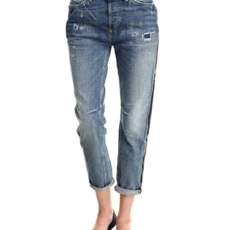 L'Adorable Half Life Repaired Jeans by Maison Scotch