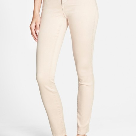 NYDJ Alina Colored Stretch Skinny Jeans