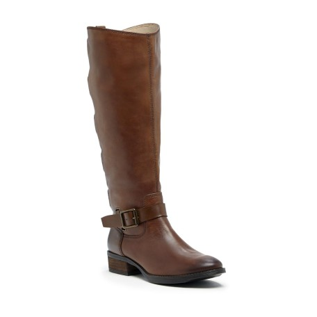 Sole Socitey Franzie buckled tall boot