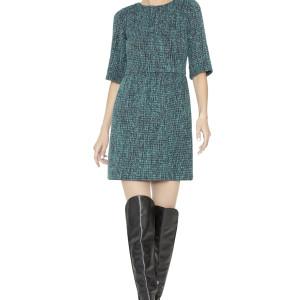Glenys A-Line Dress