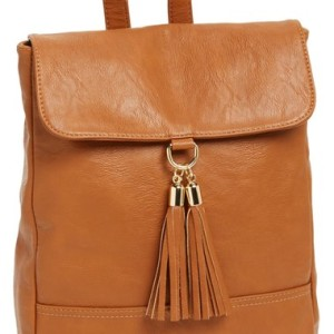 Sole Society Ellie Faux Leather Mini Backpack