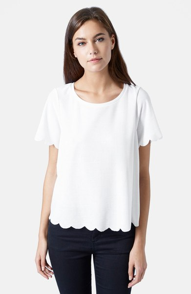 scallop-frill-tee-from-topshop