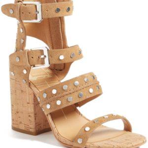 Effie Block Heel Sandal