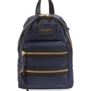 'Mini Biker' Nylon Backpack