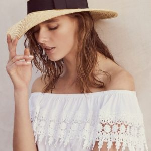 'Joanna' Straw Hat