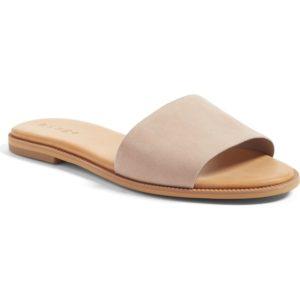 'Mere' Flat Slide Sandal
