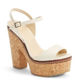 Jimmy Choo 'Naylor' Cork Platform Sandal