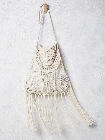 Desert Crochet Bag