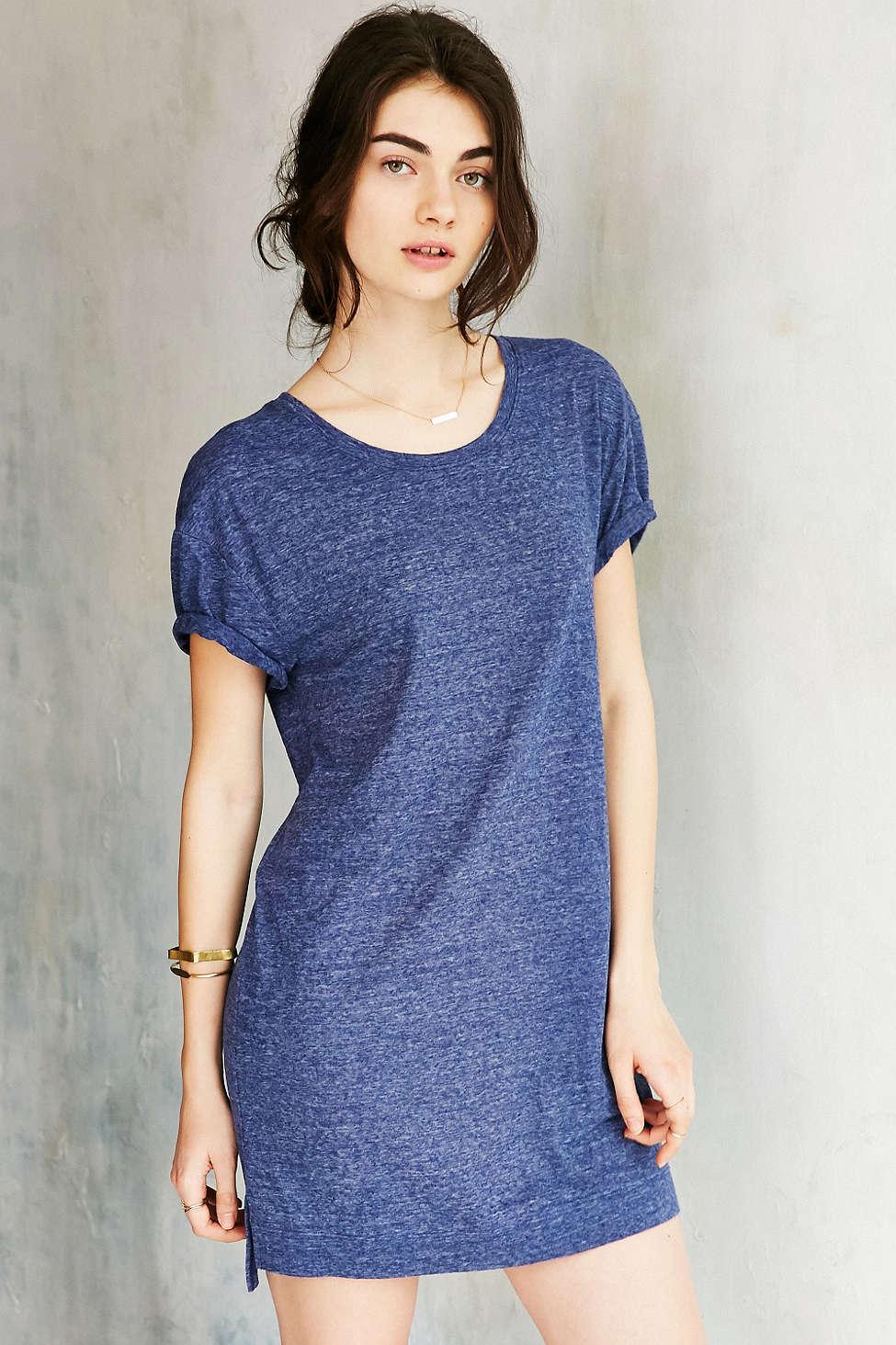 Bdg Estelle Boyfriend T Shirt Dress Nouveaute Boutique