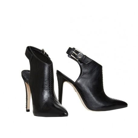 Dane Leather Heel