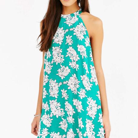 MINKPINK Floral Island Dress