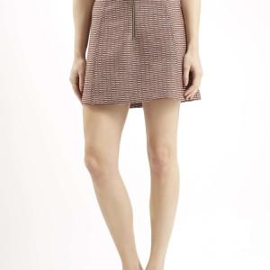Raffia Boucle Pelmet Skirt