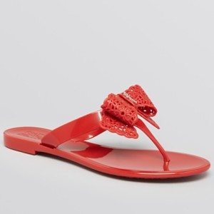 Salvatore Ferragamo Flip Flop Jelly Sandals – Pandy