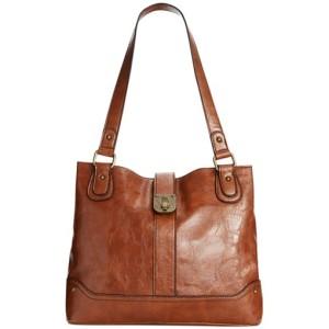 Style&co. Twistlock Shopper