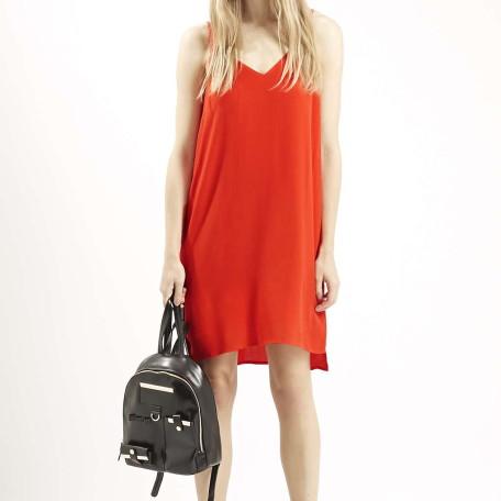 TALL V Plunge Slip Dress