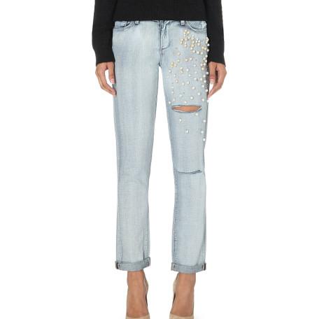 Paige Denim jimmy embellished jeans