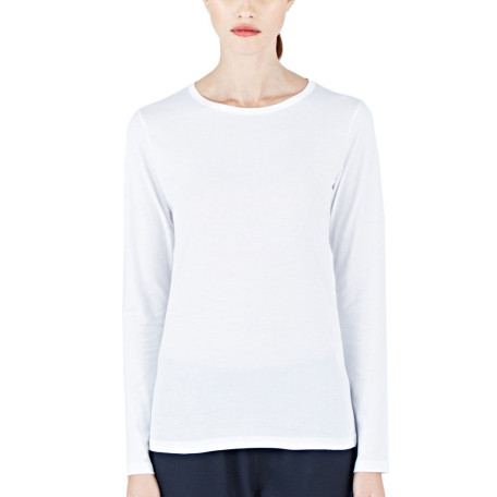 Sunspel Classic Long Sleeved Top aw15