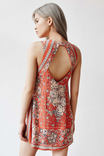 Warm Up Your Wardrobe: Ecote Guinevere Dress from Urban Outfitters