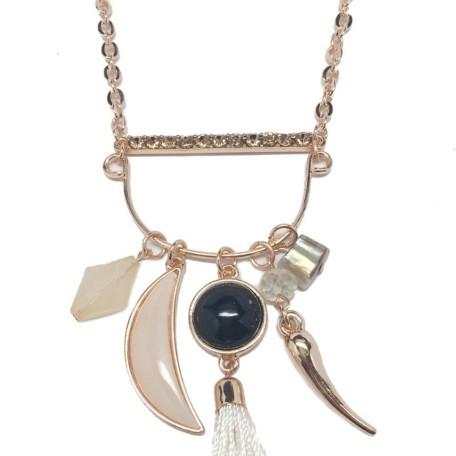Glam Squad Boho Charm Necklace 1