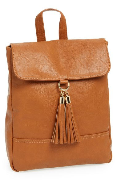 d5fcd5ec80 Sole Society Ellie Faux Leather Mini Backpack – Nouveaute Boutique