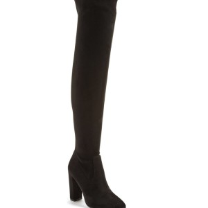 'Emotions' Stretch Over the Knee Boot by Steve Madden