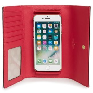 Kate Spade Leather iPhone 7 & 7 Plus wallet